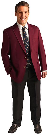 02012023960e Wholesale Blazers for Men and Women 18 colors by Saxon Uniforms