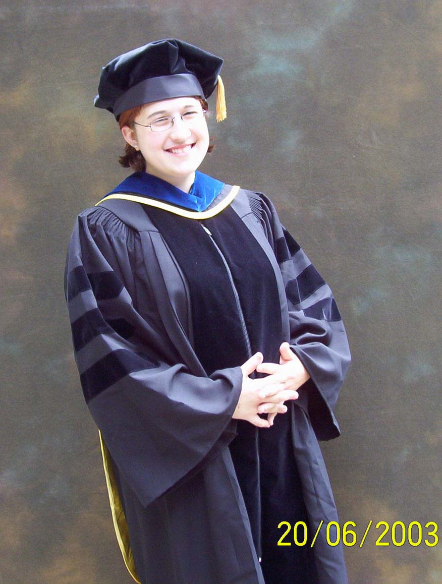 Deluxe doctoral regalia - gowns, robes, hoods and tams - for faculty ...