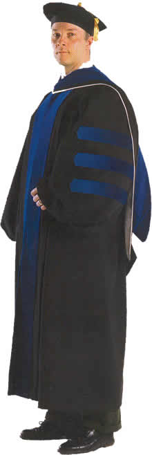 Academic Graduation Regalia by Saxon.