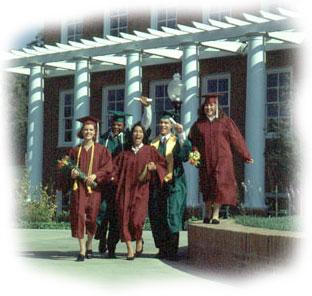 Academic Graduation Regalia by Saxon.