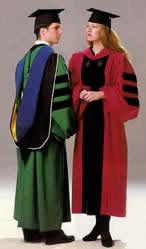 Academic Regalia And Doctoral Gowns