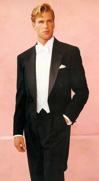 Dress Tails for formalwear tuxedos Tuxedo Shirt
